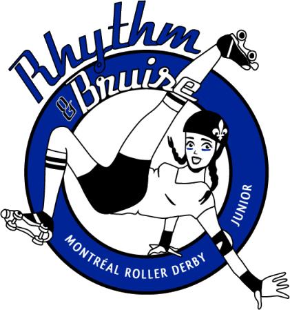 Le site officiel de la ligue de roller derby junior de Montréal
